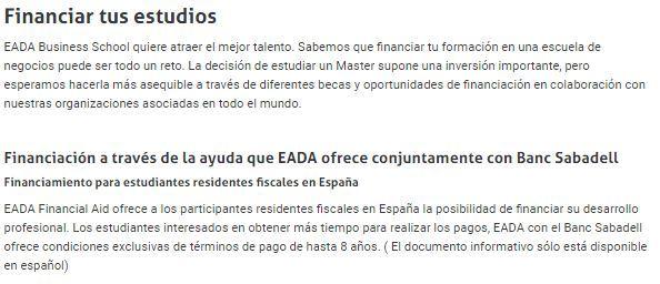 master-international-mba-en-madrid-eada-financiacion