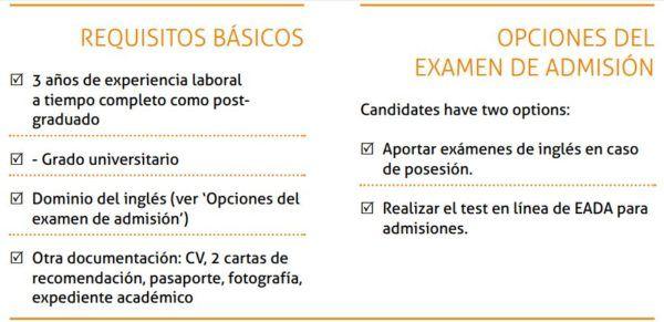 master-international-mba-en-madrid-eada-requisitos