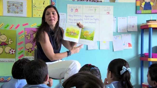Ser maestro de preescolar Cursos online