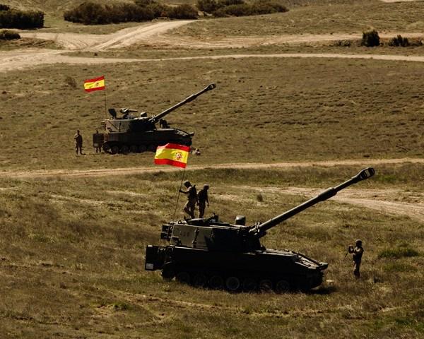 Formacion Militar 2015