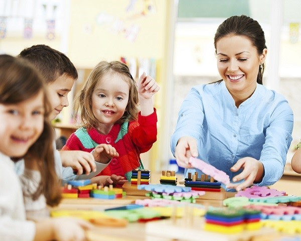 curso educacion infantil