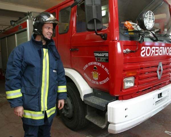 Requisitos oficial bombero