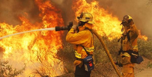 Requisitos para bombero forestal