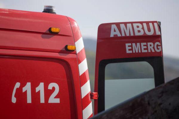 Como conductor ambulancia