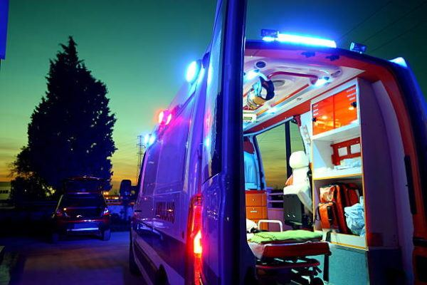 Como ser conductor ambulancia