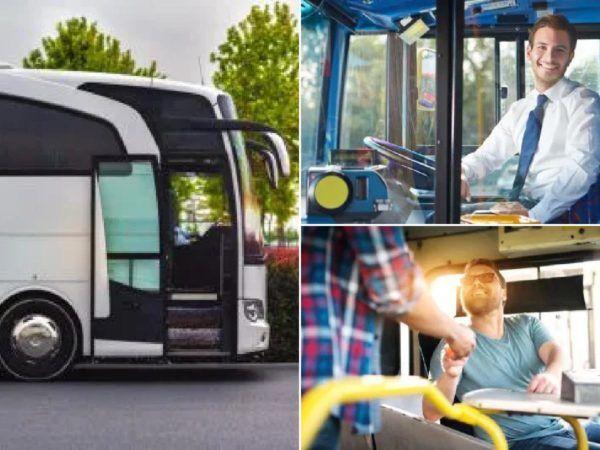Cómo ser conductor de autobús