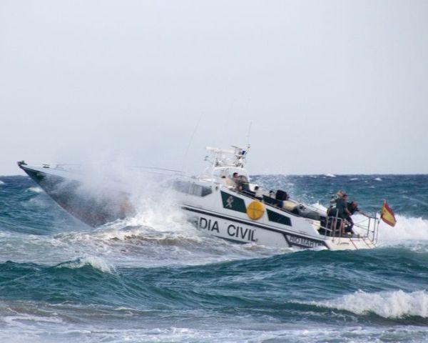 Guardia civil marítima
