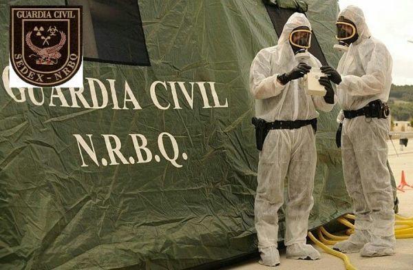 NRBQ Guardia Civil