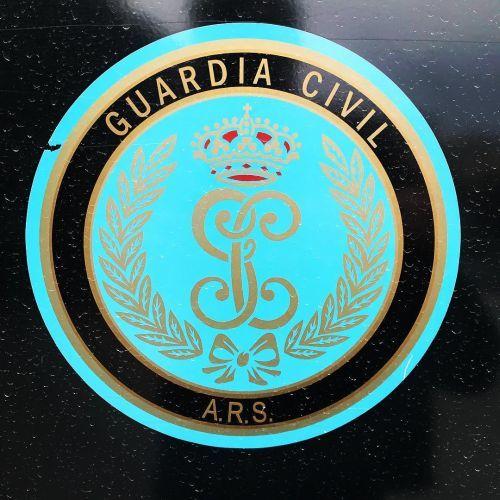 A.R.S Guardia Civil escudo