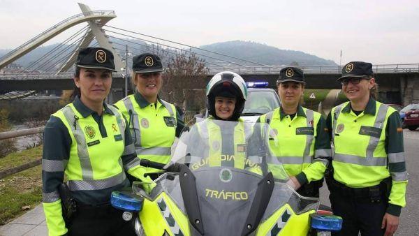 Mujeres Guardia Civil