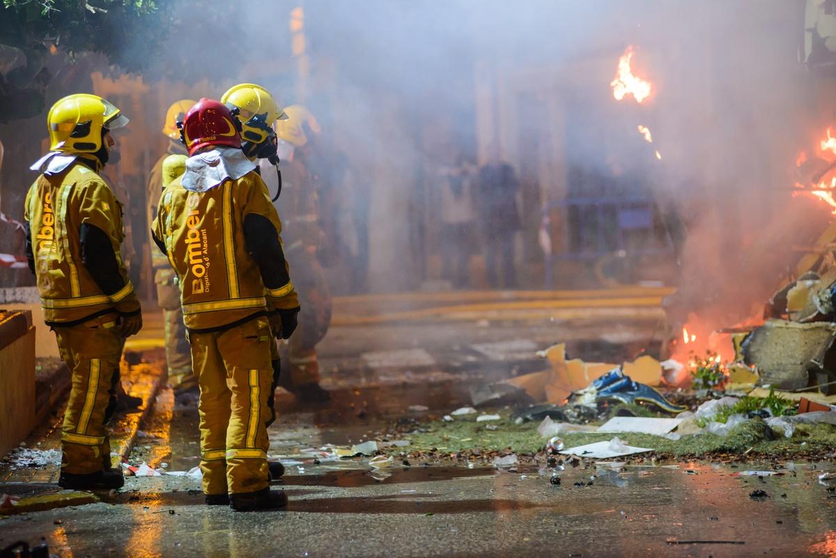 Cuantas plazas bombero 2022 funciones pruebas