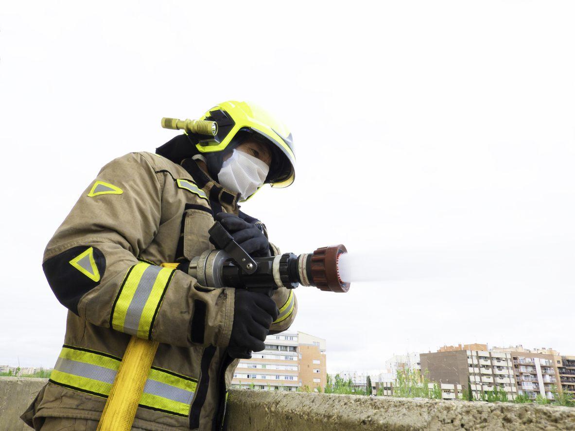 Cuantas plazas bombero 2022 funciones pruebas sueldo
