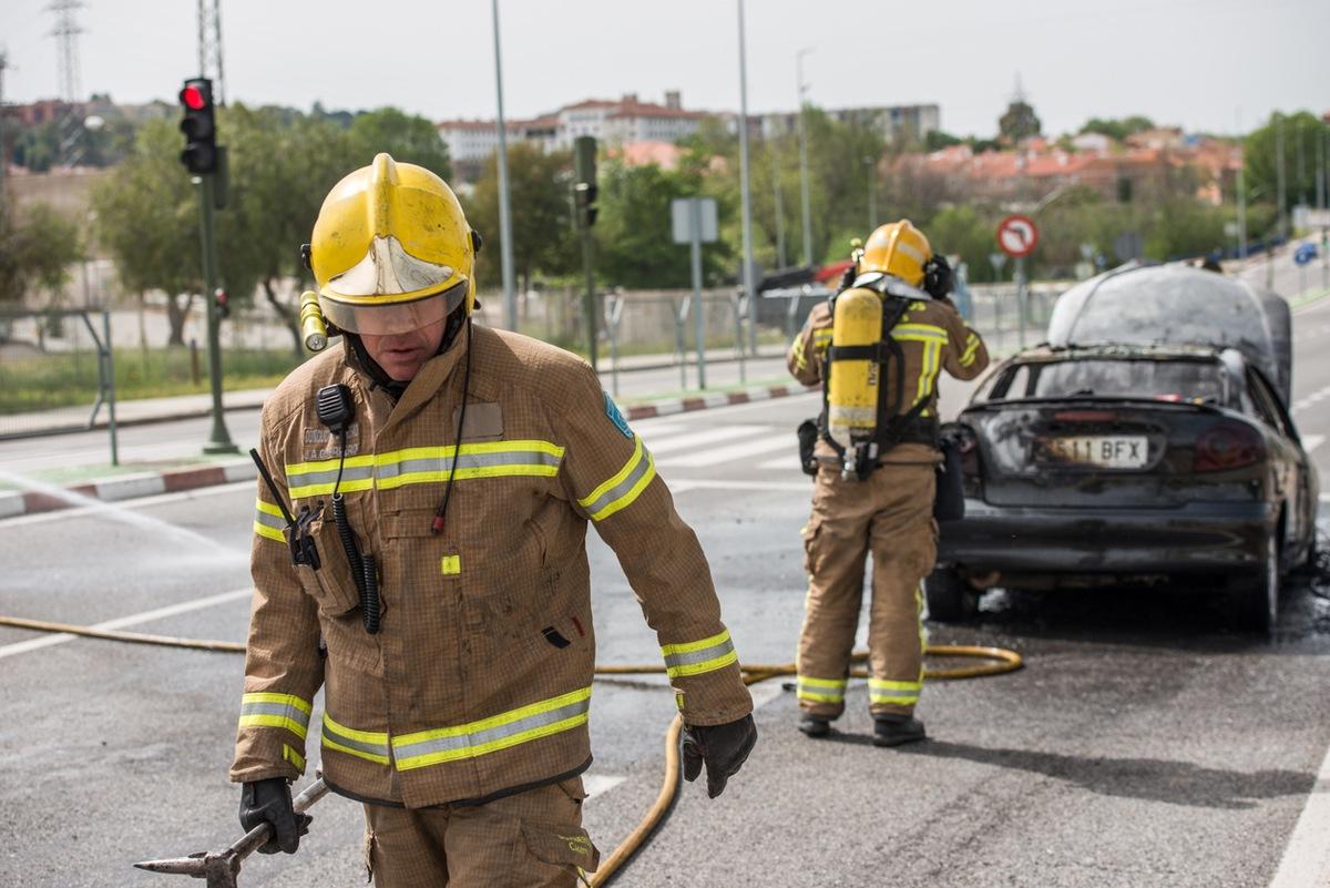 Cuantas plazas bombero 2022