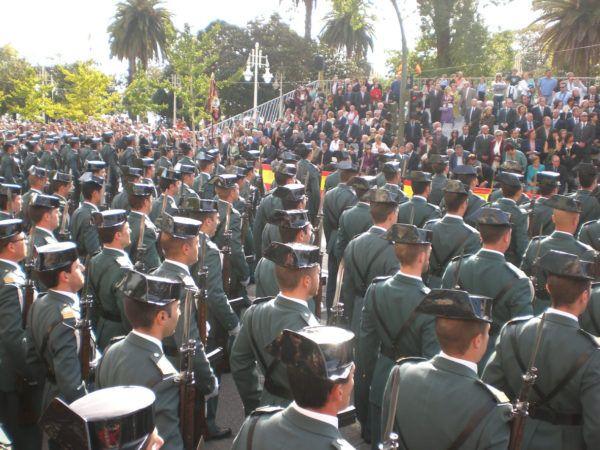 Guardia civil 2022