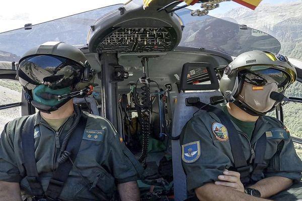 Guardia Civil aérea