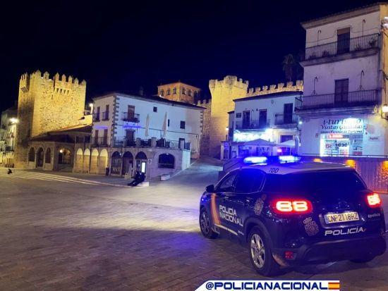 Policía Nacional Extremadura