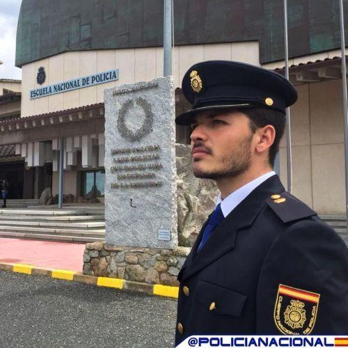 Escuela Nacional de Policía
