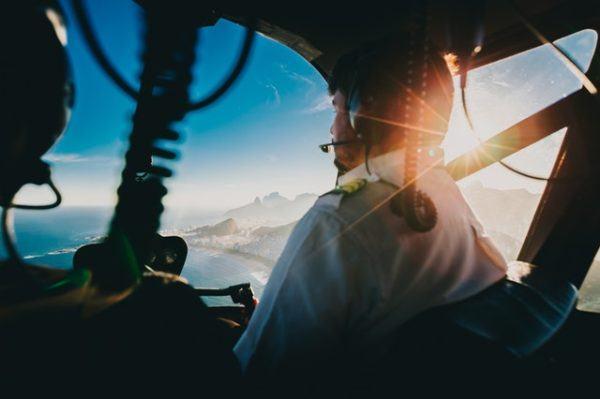 Piloto a bordo