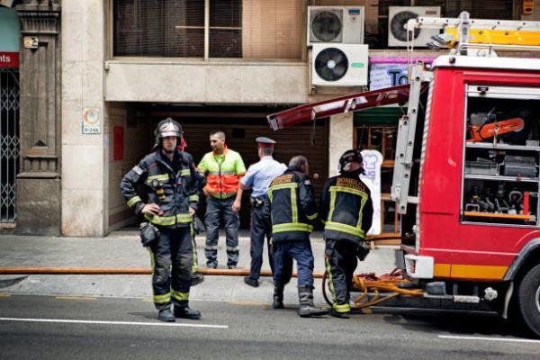 Oposiciones bombero 2022
