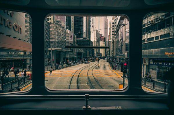 Tren panorámica del maquinista