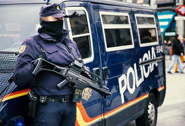 Pruebas de policia nacional 2022