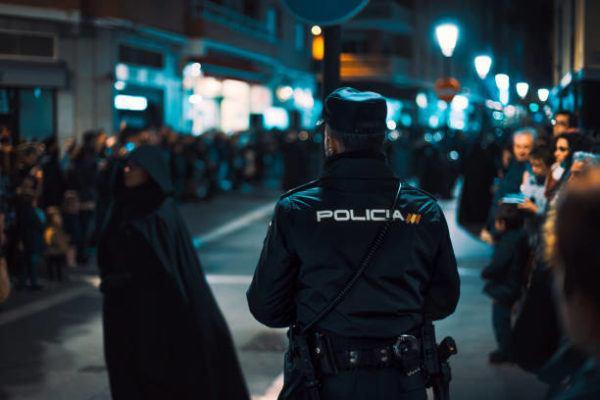 Pruebas policia nacional