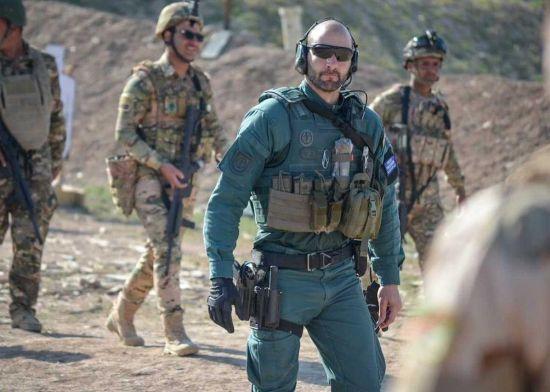 Guardia Civil operaciones especiales