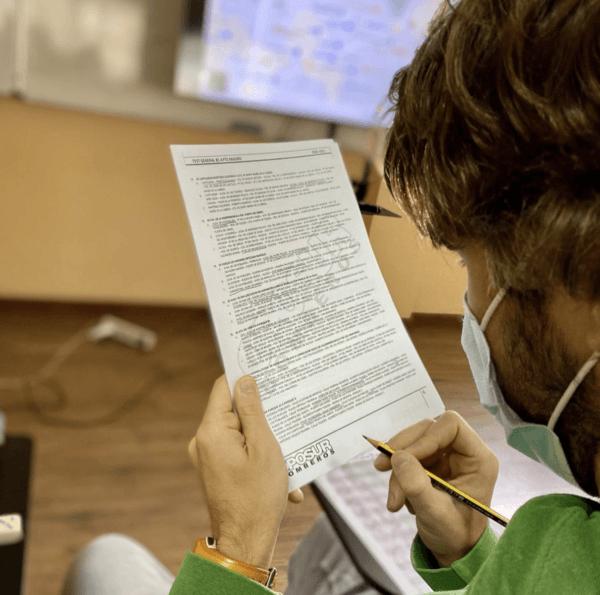Temario de Bombero 2022 prueba examen