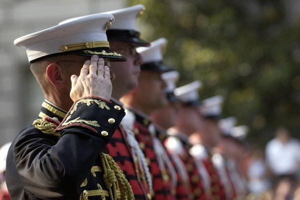 Ejército filas