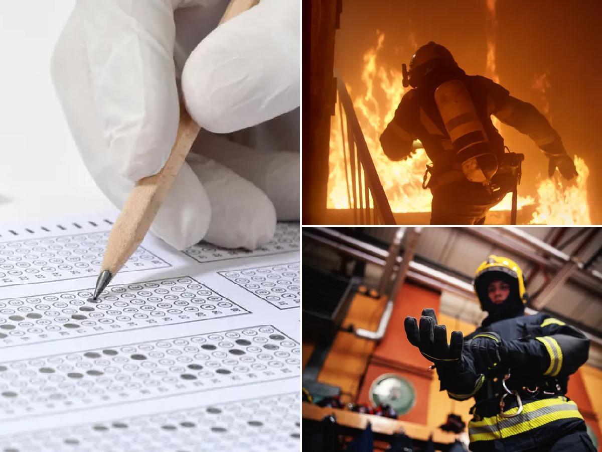 Cómo es el test psicotécnico para ser bombero y cómo prepararte