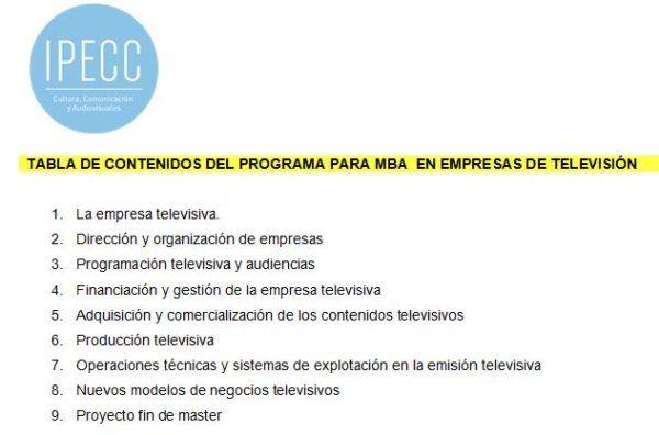 mba-en-empresas-de-televisin-ipecc-programa