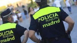 Oposiciones a Policia Local 2018: comunidad de Madrid