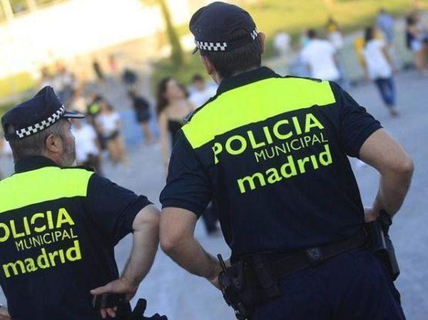 oposiciones policia local madrid