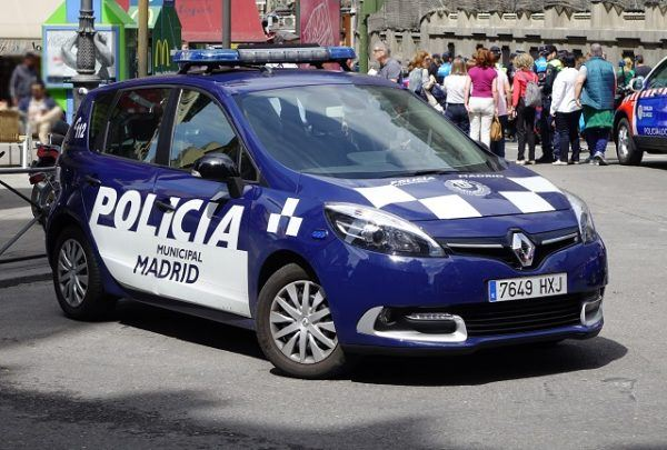 policia local madrid