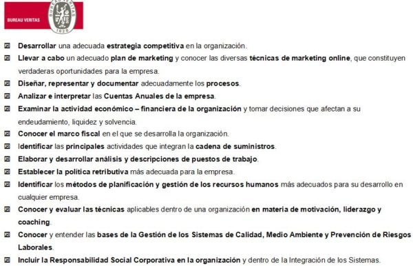 master-international-mba-en-madrid-bureau-veritas-objetivos