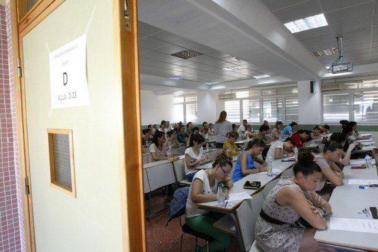 oposiciones-magisterio-2014-examen