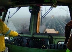 Curso para ser maquinista de tren 2015