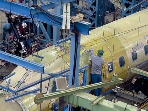 montador estructuras aeronauticas
