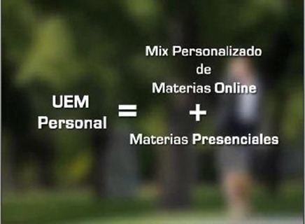 UEM, Universidad personal