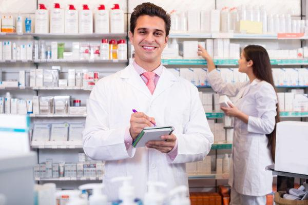 Curso de farmacia 2018