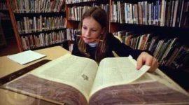 Máster en Bibliotecas y Patrimonio Documental 2019