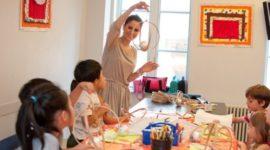 Cursos gratis para trabajar con niños 2018