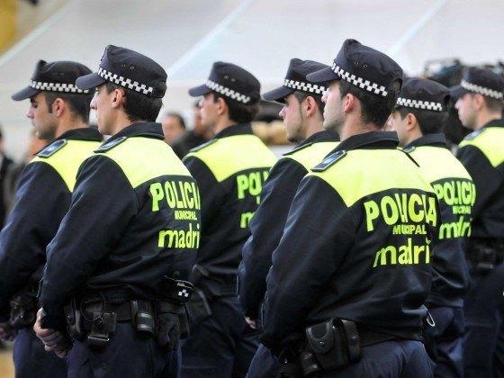 Policía Municipal 2015