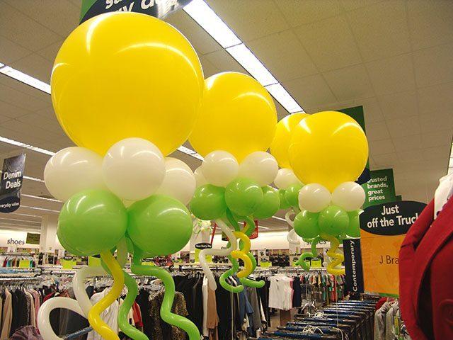 Cursos de globoflexia y decoracion con globos cursosmasters - Curso decoracion con globos ...