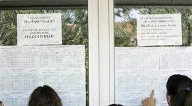 Notas de Corte de Acceso a la Universidad 2019