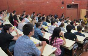 Selectividad 2015 Comunidad Valenciana
