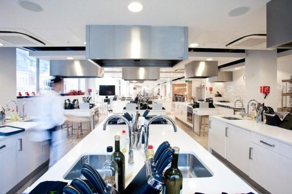 Cursos de cocina madrid 2018 gratis cursosmasters - Escuela de cocina ...