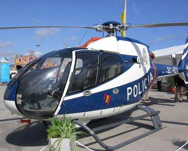 Procedimientos policia nacional