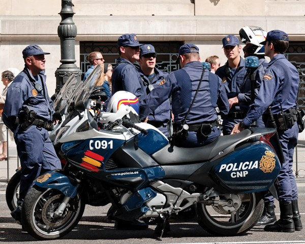 Requisitos medicos policia