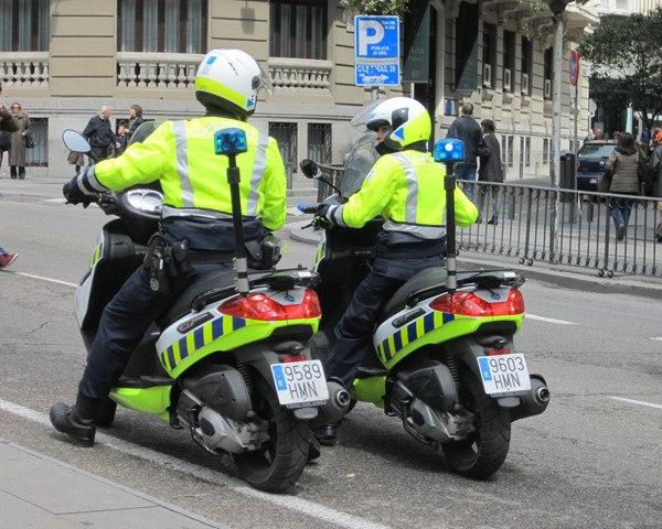Requisitos policia movilidad
